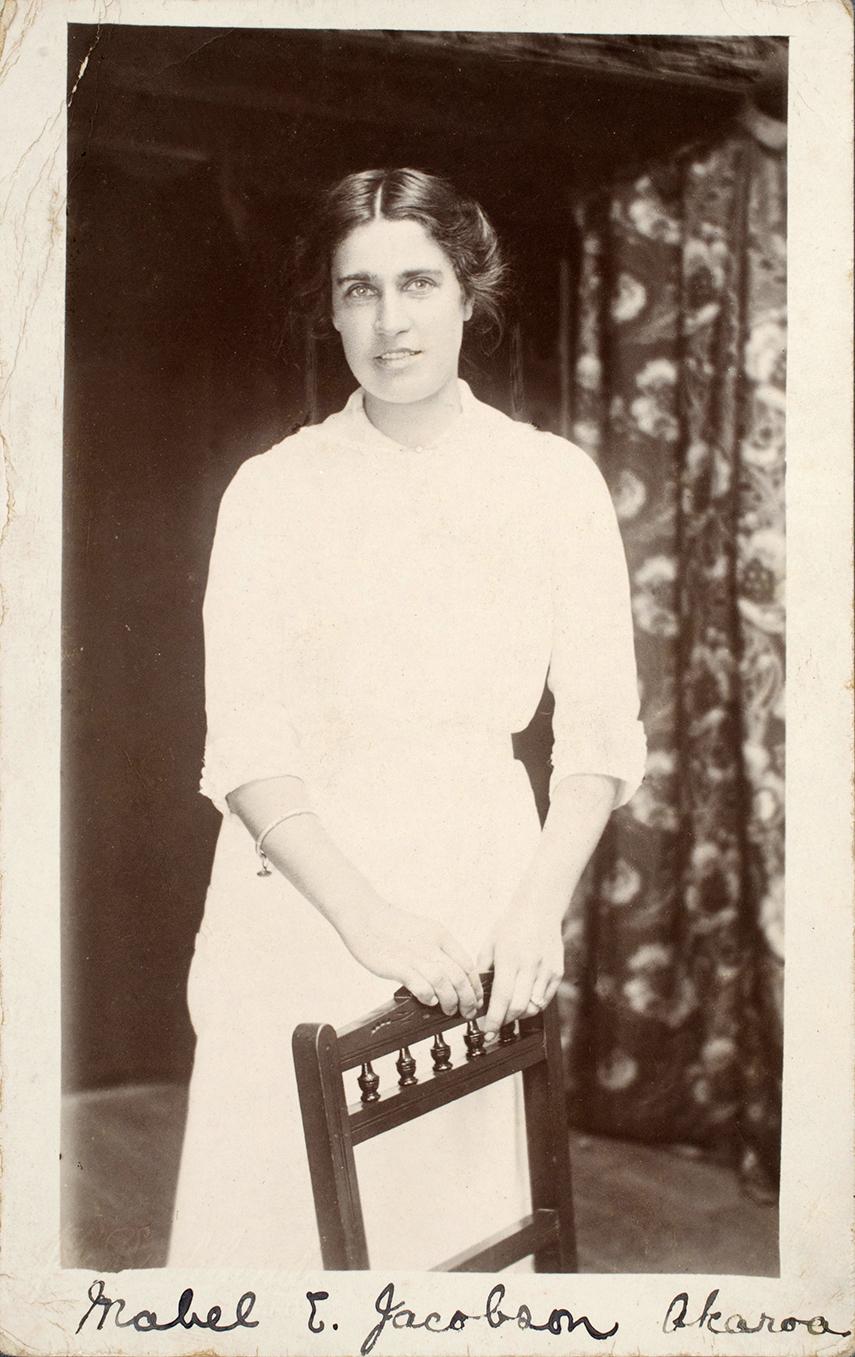 Mabel Elsie Jacobson