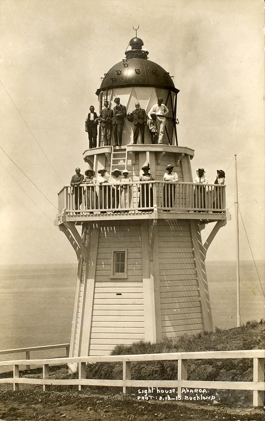 Lighthouse, Akaroa